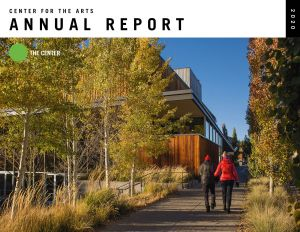 Center for the Arts 2020 Annual Report